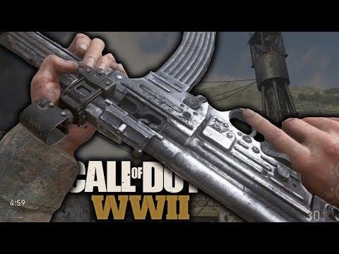 DE STERKSTE GUN IN DE BETÁ! (COD: World War 2 STG-44)