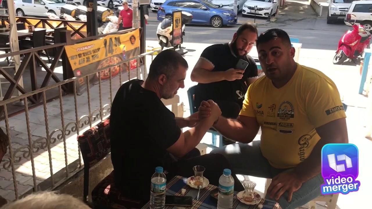 Ferit Osmanlı & Engin Terzi Hook Tekniği 4.Bölüm