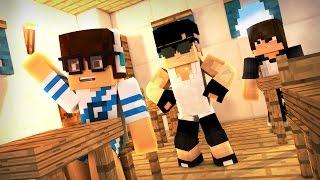 5 TIPOS DE ALUNOS ‹ Minecraft Machinima ›