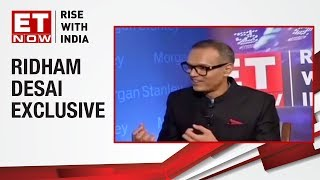 Ridham Desai of Morgan Stanley speaks on the SBI life stock | Exclusive