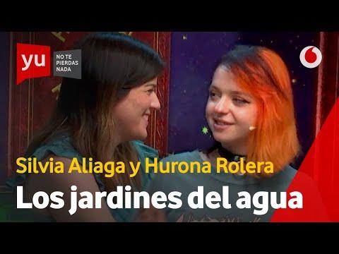 📖 Irse a Venecia y traerse la idea para un libro   Hurona, Silvia Aliaga y 'Los jardines del agua'