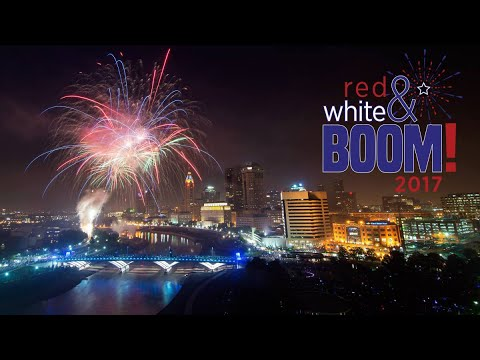 Watch it again: Red, White and Boom! 2017