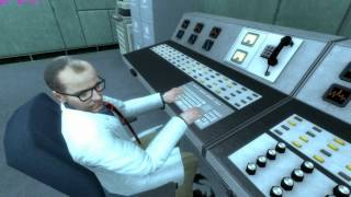 Black Mesa Source 2012 - Walkthrough Part 1 HD