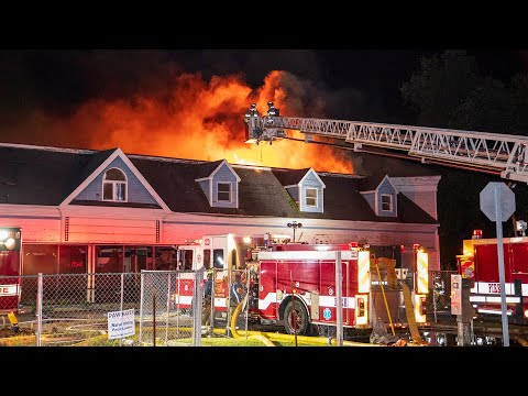 Roses Mill Rd. Fire (Milford, CT) 9/14/20