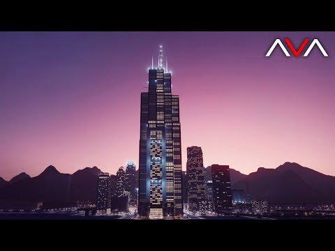 Cities: Skylines  AVALON 9  Constructing The Skyline