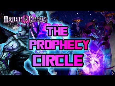 Order And Chaos Online - The Prophecy Circle Dungeon