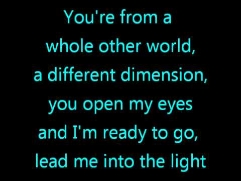 Katy Perry - E.T. with Lyrics