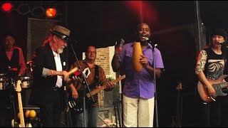 "The Magic of Santana - Alex Ligertwood & Tony Lindsay - Kerpen - ""Black Magic Woman"" and more..."