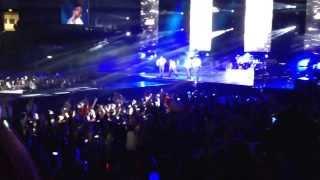JLS - Billion Lights (Goodbye - The Greatest Hits Tour - Odyssey Arena Belfast)