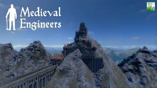 medieval Engineers Обитель Магов