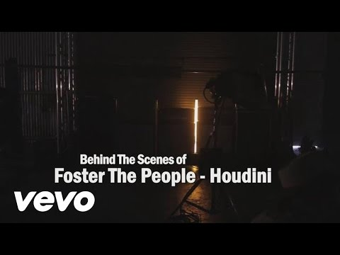 Foster The People - Houdini - Behind The Scenes