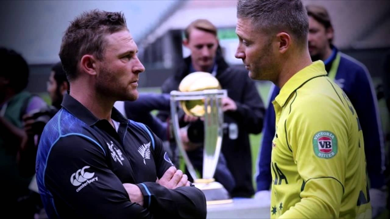 Australia Vs New Zealand 2015 Cricket World Cup 2015 Final Highlights Review Hd