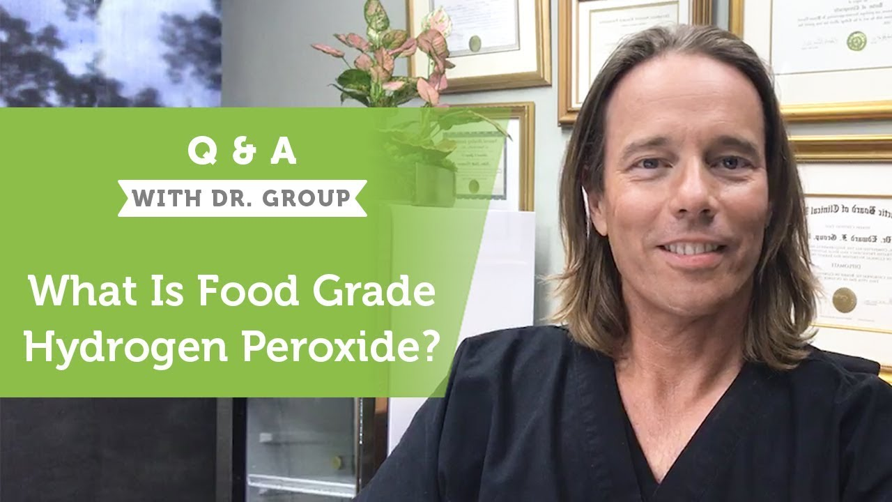 Food Grade Hydrogen Peroxide: What Is It, Top Uses, Benefits