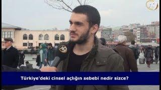Adnan Oktar'a soruldu: Türkiye'deki cinsel açlığın sebebi nedir sizce?