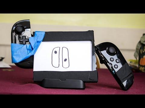 DIY Nintendo Switch (Parody)