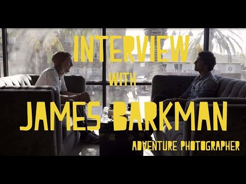 How To Become A Better Photographer - James Barkman Interview on the Johnny You Show
