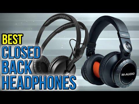 10 Best Closed Back Headphones 2017