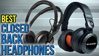 Video 10 Best Closed Back Headphones 2017 download MP3, 3GP, MP4, WEBM, AVI, FLV Juli 2018