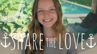 SHARE THE LOVE ♡