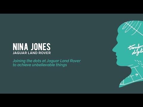 Dots 2016 - Nina Jones, Jaguar Land Rover