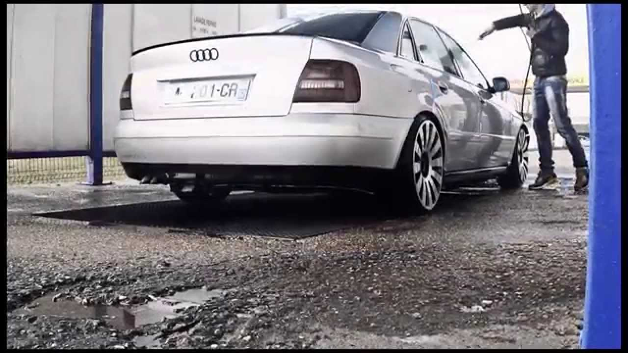 audi a4 99 german style project youtube. Black Bedroom Furniture Sets. Home Design Ideas