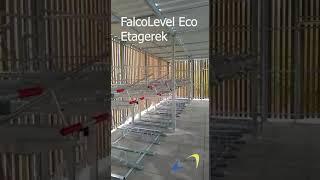 FalcoLok 600 fietsenstalling met FalcoLevel Eco Denemarken