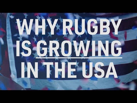 The growth of rugby in the United States