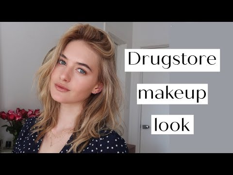 Chatty Drugstore Makeup Routine | My Natural Look, Quick & Simple Model Tutorial | Sanne Vloet thumbnail