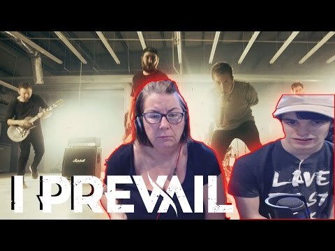 Mom Reacts To I Prevail IPrevailBand