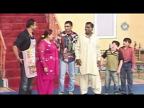 Amanat Chan Full Funny Stage Drama - 15 Oct 2017