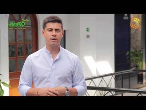Interview with Diego Lopez, sales manager Jinko Solar Colombia