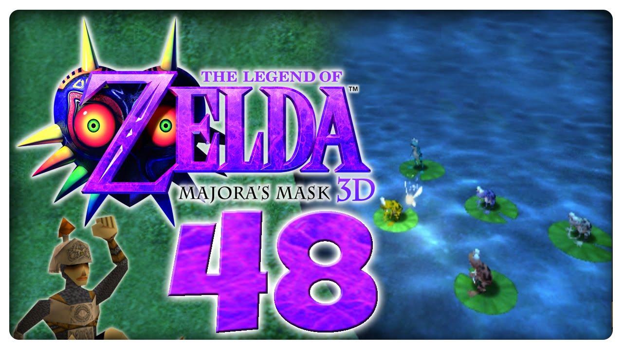 Let\'s Play THE LEGEND OF ZELDA MAJORAS MASK 3D Part 48: Die ...
