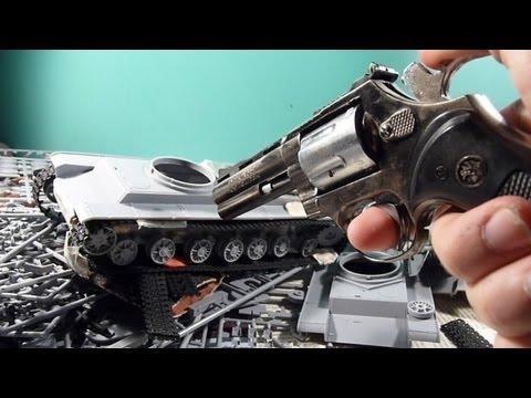 видео: Сборка модели танка СМК