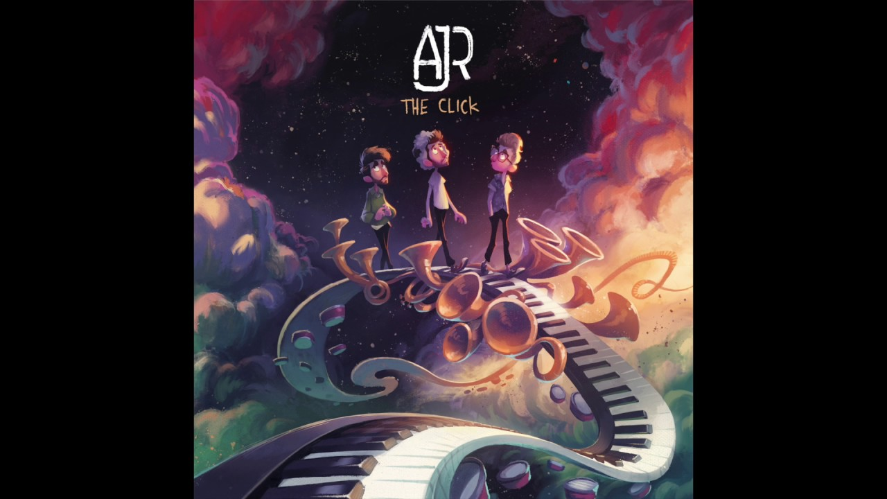 AJR - Three-Thirty (Official Audio)