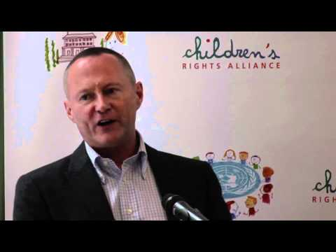 Professor Michael O'Flaherty. Children's Rights Alliance AGM 2012