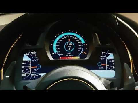 Koenigsegg One:1 TOP SPEED RUN