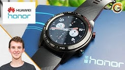 Huawei Honor Watch Magic: Ausführlicher Test [Smartwatch, App, Spezifikationen] / DEUTSCH