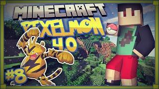 "Minecraft Pixelmon 4.0.5 Survival Lets Play - ""SHADERS!"" - Episode 8 (Pixelmon 1.8 Survival Server)"