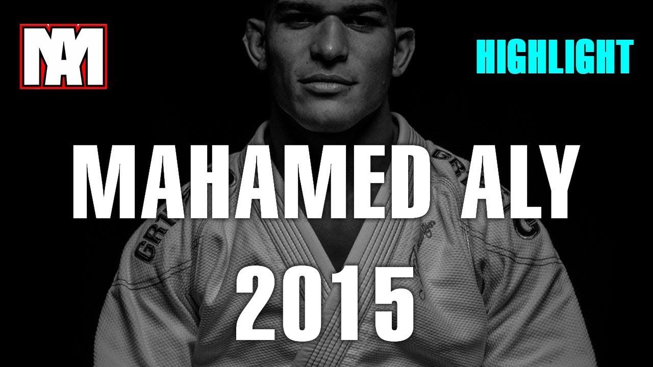 Mahamed Aly Jiu Jitsu Highlights 2015