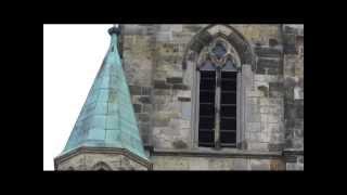 Skara domkyrka, de tre mindre klockorna