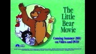 The Little Bear Movie (2001) VHS/DVD Teaser Trailer