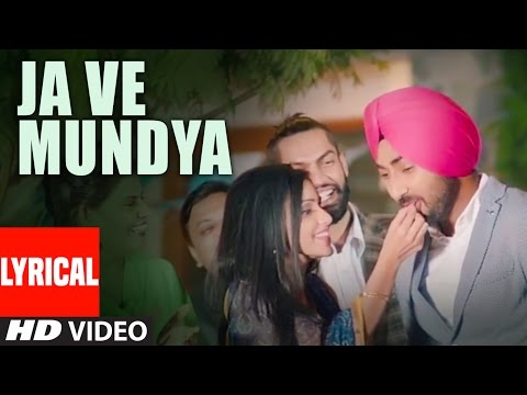 """Ranjit Bawa"" Ja Ve Mundeya (Lyrical Song) Desi Routz 