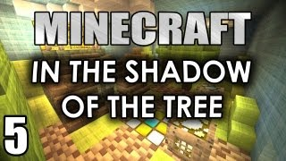 "Minecraft - ""In The Shadow Of The Tree"" Part 5: Parkour Void"