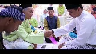 Majlis Akad Nikah - Akmal & Izni (15 September 2017 / 24 Dzulhijjah 1438H)
