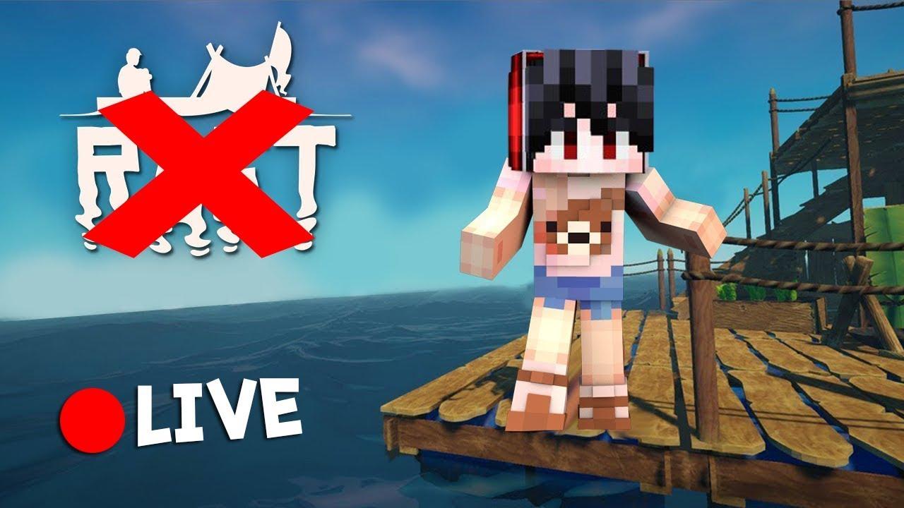 [🔴ไลฟ์] วันอาทิตย์นี้ชั่งสดใสใช่มั๊ยจ๊ะ!! Minecraft - UHC #XyCloneZ #RAF4EL (โดเนท5บาทขึ้นจอ)🌈