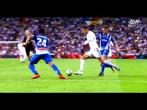⚽️Cristiano Ronaldo ● Mejores Jugadas  y Goles 2017-2018⚽️
