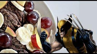 Anatomia Superbohatera: Co jem w ciągu dnia #2