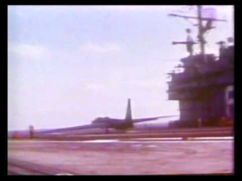 Lockheed U-2 Carrier Trials