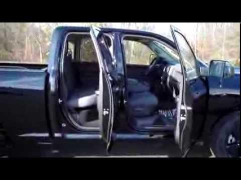 2014 ram 1500 all new black express pkg walk around and demo youtube - 2014 Dodge Ram Express Interior