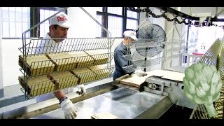How Matzo is Made: A Look at Streit